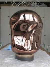 Solid Liquid - Bronze