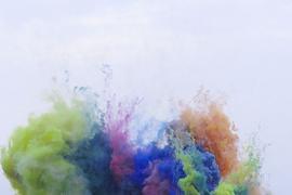 Colorful Mist - 2