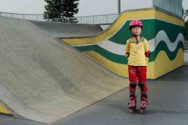#16. KIM KANG PA, 11, Skate Park.