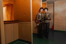 #68. Miss KIM + Miss YANG, Meari Shooting Range.