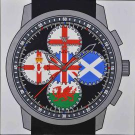 Wang Luyan, British Watch D12 - 01