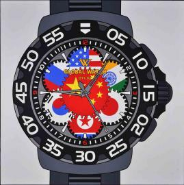 Wang Luyan, W Global Watch D11 - 0