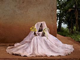 Portrait #3, Rwanda