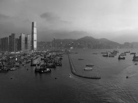 Yaumatei  Typhoon  Shelte, Hong Kong