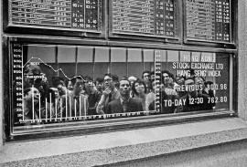 Hang  Seng  Index,ouse  Street, 1986