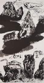 Spiritual Mountains (No. 1058)