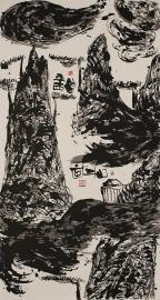 Spiritual Mountains (No. 1506)