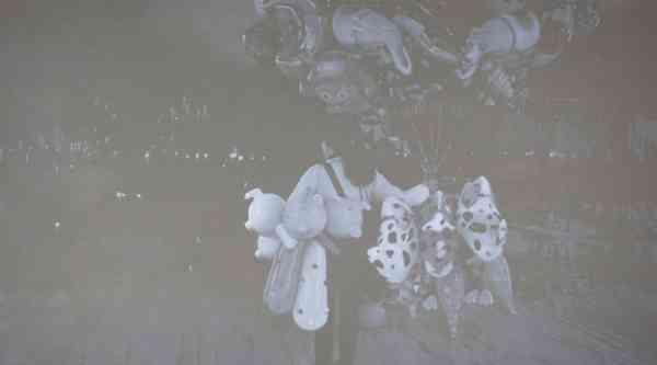 Luo Mingjun: Dust