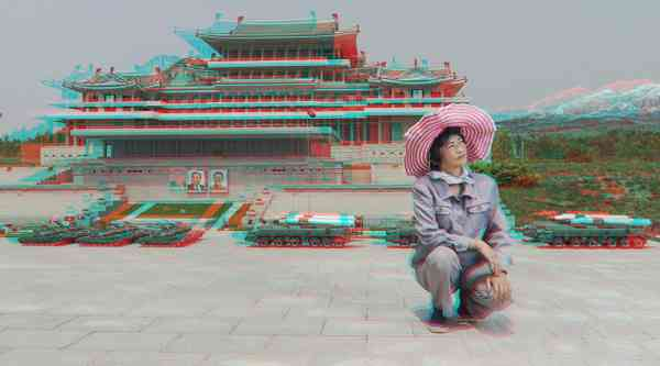 3DPRK: 來自朝鮮的肖像<br>老馬和Koryo Studio