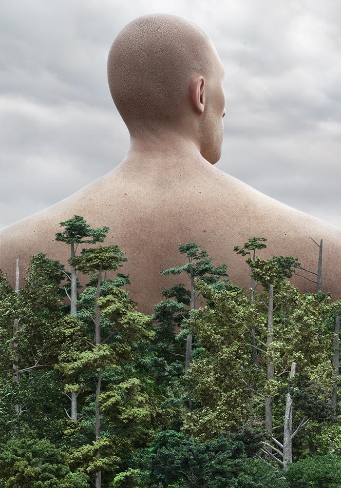 自我的重量, Video, 2'15'',  2016